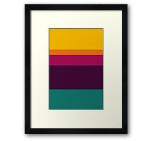 Decor XIV [iPhone / iPad / iPod Case & Print] Framed Print