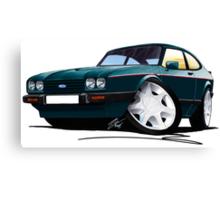 Ford Capri (Mk3) 280 Brooklands Canvas Print