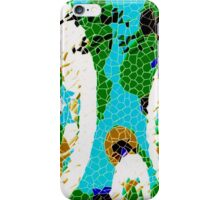 Colored Web iPhone Case/Skin