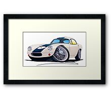 Lotus Elite Racer Framed Print