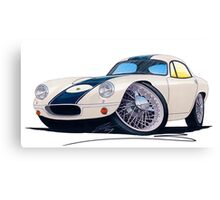 Lotus Elite Racer Canvas Print