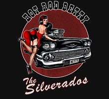 Hot Rod Betty - The Silverados  Unisex T-Shirt