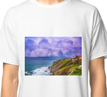 Cotton candy clouds Classic T-Shirt