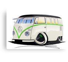 VW Splitty (11 Window) RB Metal Print