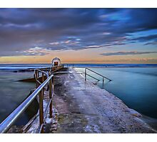 The Pump House, Merewether Ocean Baths Photographic Print