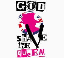 God shave the queen (I've been in London, episode 1) Unisex T-Shirt