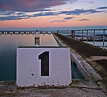 No. 1, Merewether Ocean Baths by bazcelt