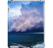 Cotton candy clouds Part II iPad Case/Skin