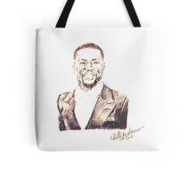 Kevin Hart Tote Bag
