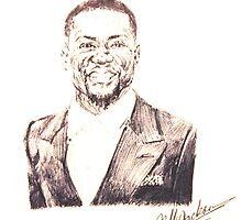 Kevin Hart by Billy Jackson