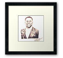 Kevin Hart Framed Print