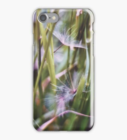 Dandelion Dreams iPhone Case/Skin