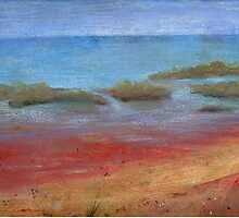 Town Beach, Broome, Western Australia by Michelle Gilmore