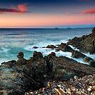 Moonee Headland by Michael Howard