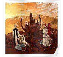 OT4: Citadel down Poster