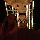 the girl on the ferris wheel by Kevin Koepke