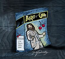 Fallon as Barry Gibb Cereal - Berry Effin' Gibb by Julie Prescesky