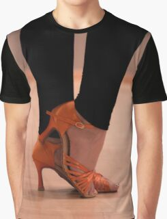 Woman Dance shoes Graphic T-Shirt