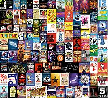 Musicals!!! (improved) Photographic Print