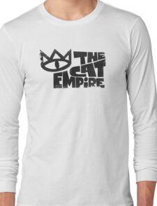 The Cat Empire band logo Long Sleeve T-Shirt