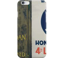 Second Liberty Loan of 1917Buy a bond iPhone Case/Skin