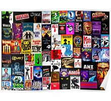 Musicals!!! Poster