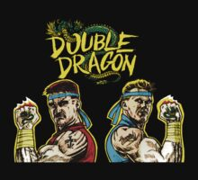 Double Dragon by Tim Topping
