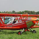 EAA Biplane, Hullavington by Ross Sharp