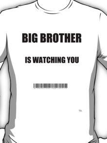 Big Brother baRCodE T-Shirt