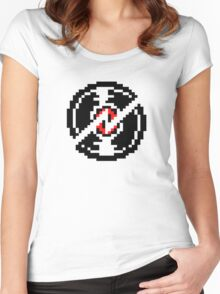 dave strider | broken record  Women's Fitted Scoop T-Shirt