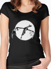 There Be Dragons Women's Fitted Scoop T-Shirt