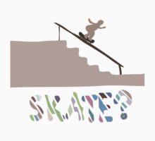 Skate? One Piece - Long Sleeve