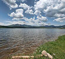 Steamboat Lake by Kimberly Palmer