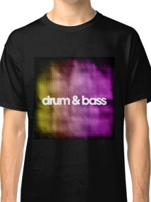 Drum & Bass (color harmonies)  Classic T-Shirt