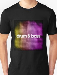 Drum & Bass (color harmonies)  T-Shirt