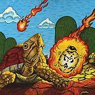 Plight of the Koopas by darickmaasen