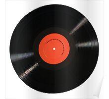 I Like Vinyl Poster