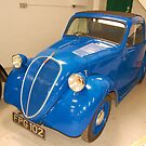 Fiat Topolino, Shuttleworth Trust by Ross Sharp