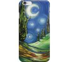 The Dreamers Night Sky iPhone Case/Skin