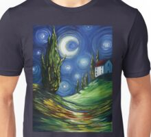The Dreamers Night Sky Unisex T-Shirt