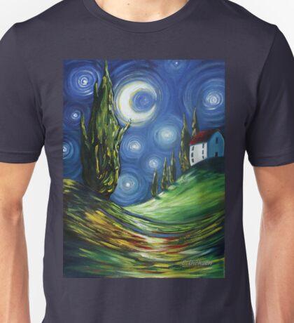 The Dreamers Night Sky Unisex T-Shirt