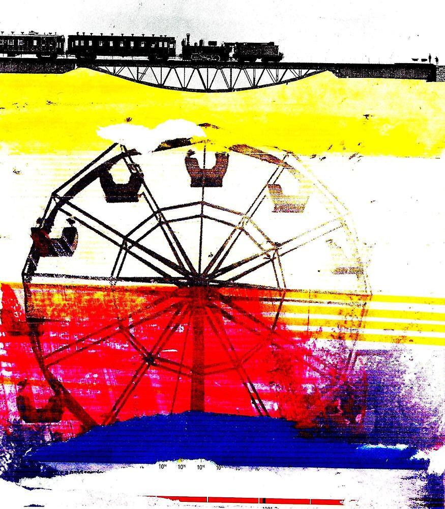 ferris train by steve2727