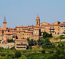 toscana in Italy by RAN Yaari