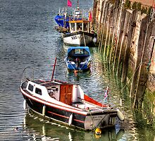 All Moored Up by timpr
