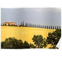 Toscana Italy Poster