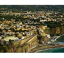 Sorento - Campania - Italy Photographic Print