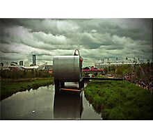 Olympic Park Stadium Photographic Print