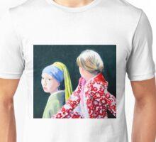 Three studies of Zwei Freundinnen III Unisex T-Shirt