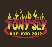 R.I.P. TONY SLY!! T-Shirt
