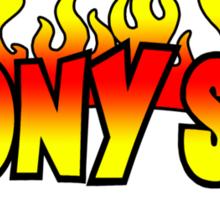 R.I.P. TONY SLY!! Sticker